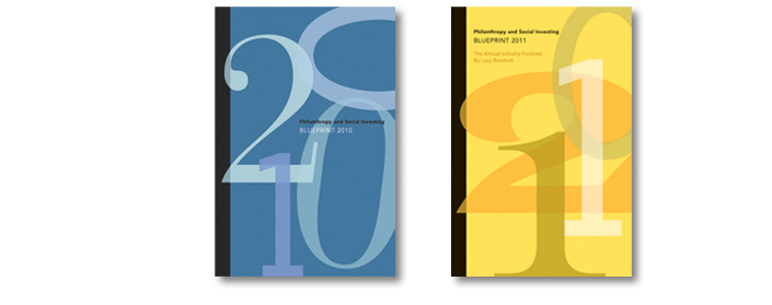 Blueprint Reserach + Design Monograph Series