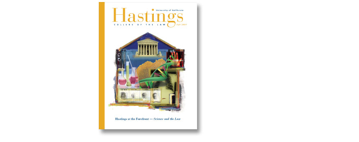 Hastings Magazine Cover